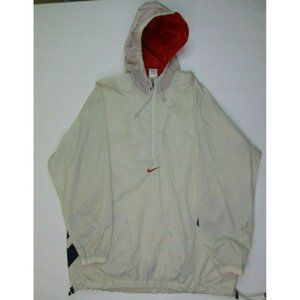 Vintage 90s Nike XL Pullover Windbreaker Jacket